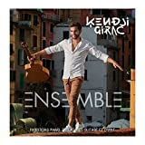 Partitions variété, pop, rock AEDE MUSIC GIRAC KENDJI - ENSEMBLE - PVG TAB Piano voix guitare tablatures
