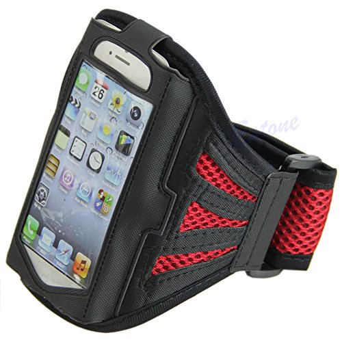 best-quality-premier-red-sports-running-jogging-gym-armband-arm-band-case-cover-holder-for-iphone-4-