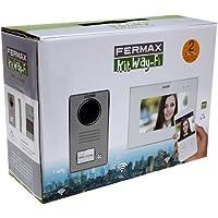 """Kit Videoportero Fermax Way-FI con Monitor de 7"""" con conexión WI-FI 1431 de Fermax"""
