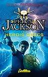 PERCY JACKSON I ELS HEROIS GRECS par Riordan