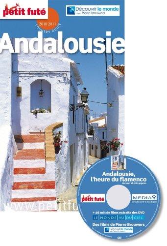 Petit Futé Andalousie (1DVD) par Dominique Auzias, Jean-Paul Labourdette, Collectif