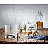 WMF Whiskeyglas Tumbler Whiskybecher 2er Set Clever & More Kristallglas 300ml Whiskybecher Caipirinhabecher spülmaschinengeeignet kratzbeständig bruchsicher klar transparent - 4