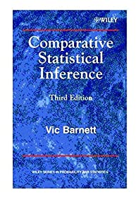 Amazon Fr Comparative Statistical Inference Livres