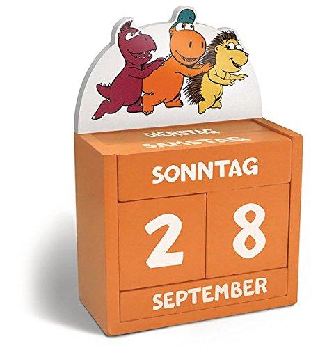 Der kleine Drache Kokosnuss - Dauerkalender (Kalender Kinder)