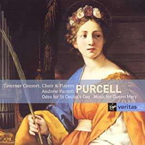 Purcell - Odes for St. Cecilia's Day / Music for Queen Mary [Import anglais]
