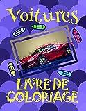 Telecharger Livres Livre de Coloriage Voitures Voitures Livre de Coloriage enfants 4 8 ans (PDF,EPUB,MOBI) gratuits en Francaise