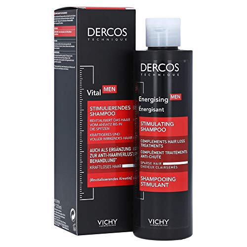 Vichy Dercos Energizing Shampoo Men 200 ml