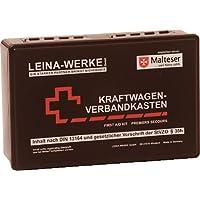 Leina-Werke KFZ-Verbandkasten/REF 10007 255 x 166 x 80 schwarz Inh.DIN 13164 preisvergleich bei billige-tabletten.eu