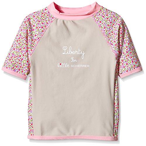 T-shirt con Protezione Solare UVP50+ da 3 Anni a 5 anni - Liberty - Little Scherrer /JEAN LOUIS SCHERRER (3 - 4 anni)