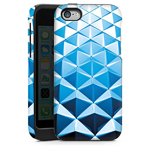 Apple iPhone 4 Housse Étui Silicone Coque Protection Rivets Motif Motif Cas Tough brillant