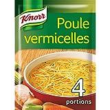 Knorr Soupe Poule Aux Vermicelles 63g Pour 4 Personnes -