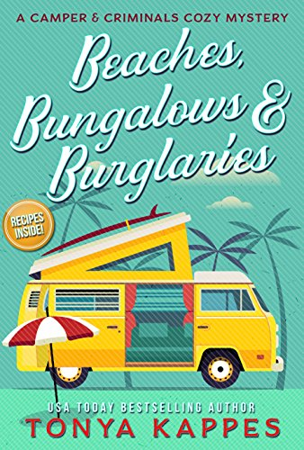 Camper English (Beaches, Bungalows, and Burglaries~ A Camper and Criminals Cozy Mystery Series (English Edition))