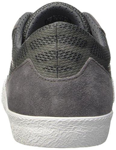 U Zapatos top Hombre gris Inteligente De I Dk Amarillo Geox Bajo 1qdwnPPA