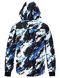 NEWISTAR Homme Vestes Coupe-Pluie Manteaux Imperméables à Capuche Pliable Blouson avec Capuche XXXL
