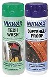 Nikwax Tech Wash/Softshell Reinigungsmittel und Imprägniermittel