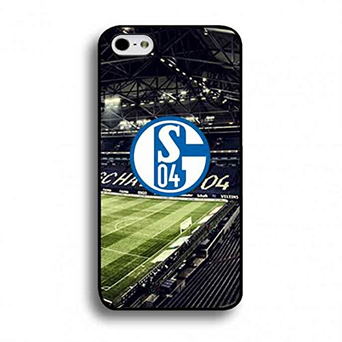 Louis Fall 6 Vuitton (Reto Druck FC Schalke 04 Logo Telefon Fall, iPhone 6 Plus/iPhone 6S & Plus (14 cm) Telefon Fall)