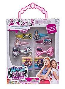 Joy Toy 65925figuras and charactere Maggie & Bianca accesorio Set 18Piezas en paquete de regalo 20,5x 2,5x 32,5, Girls