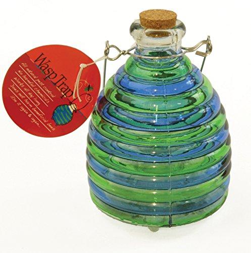 toland-home-garden-10247-grosse-wespenfalle-blau-grun
