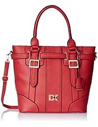Diana Korr Women's Shoulder Bag (Red) (DK97HRED)