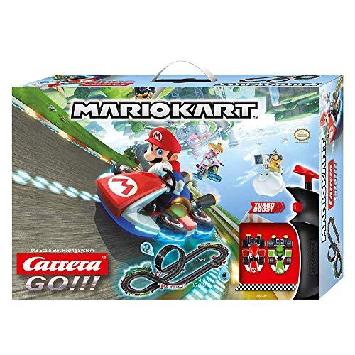 Carrera GO!!! Nintendo Mario Kart 8 5,3 Meter 20062491 Autorennbahn Set