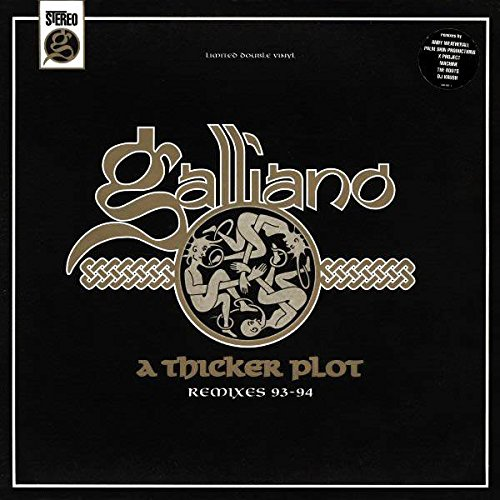 Thicker Plot [VINYL] (UK Import) [Vinyl LP] (Vinyl-thickers)