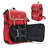 GOgroove DSLR Camera Backpack Case (Red) for Photography - Best Reviews Guide