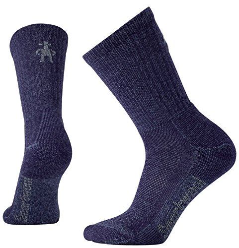 Smartwool Damen Socken Strümpfe Women's Hike Ultra Light Crew, Imperial Purple, M, BSW453 Smartwool Outdoor-socken