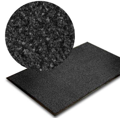 Floordirekt XL - Bicolor Profi-Schmutzfangmatte - 3 Größen - 200x200cm - graphit