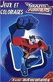 Transformers : Jeux et coloriages