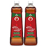 #8: Simply Nutra Apple Cider Vinegar with Mother – Natural, Raw, Unfiltered, Unflavored – 500ml for weight loss (Pure Mother, Pack of 2)
