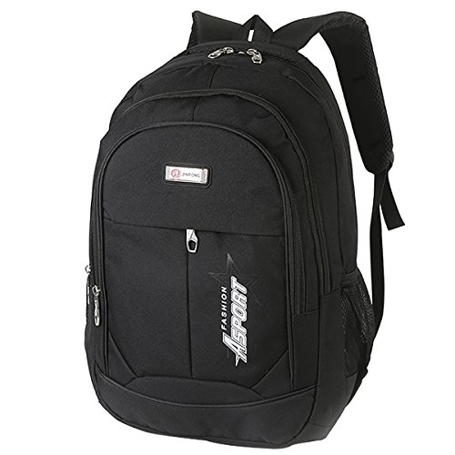 Rucksack Damen Herren Studenten Backpack, Netspower Laptop Rucksack für 15.6