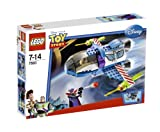 LEGO Toy Story 7593: Buzz's Star Command Spaceship