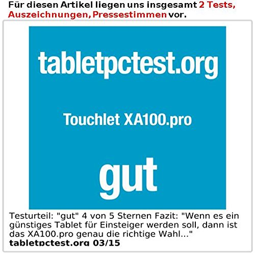 TOUCHLET 10.1 Zoll – Tablet PC XA100.pro von Pearl - 6