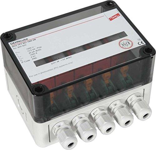 Dehn 900920 - Überspannungswürfel YPV Sci 1000, 2 Module