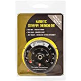 STOVE FLUE PIPE THERMOMETER TEMPERATURE GAUGE NEW MODEL-IDEAL FOR STOVE FANS