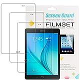3 x EnGive Displayschutzfolie Samsung Galaxy Tab A 9.7 Schutzfolie Folie (Tab A 9.7)