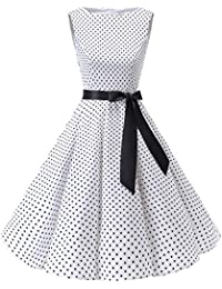 Suchergebnis auf Amazon.de für  vintage kleid weiß - 3 Sterne   mehr ... 49dbcff6a8