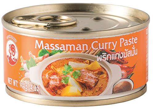 [ 114g ] COCK Massaman Currypaste / Matsaman Curry Paste