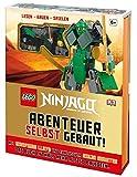 LEGO® NINJAGO® Abenteuer selbst gebaut!: Lesen - Bauen - Spielen