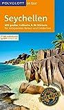 POLYGLOTT on tour Reiseführer Seychellen: Mit großer Faltkarte, 80 Stickern und individueller App - Martin und Lore Guderjahn