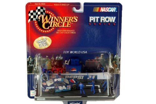 winners-circle-jeff-gordon-nascar-pepsi-pit-row-1998-by-kenner