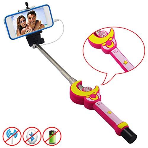 lonove-self-portrait-monopod-extendable-cable-control-crescent-moon-wand-selfie-stick-with-sailor-mo