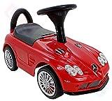 Rutschauto Mercedes-Benz SLR McLaren Lizenz Rutscher Kinderauto Kinderfahrzeug Rot