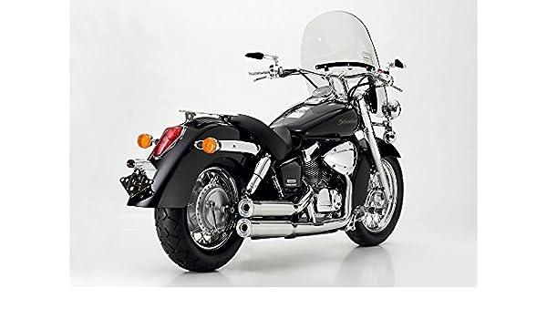 Falcon Cromo Line Auspuffanlage Kawasaki VN 800 Classic