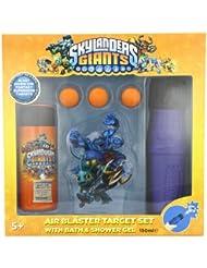 Skylanders Coffret blaster avec gel douche et bain