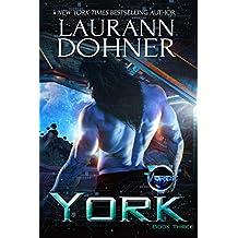 York (The Vorge Crew Book 3)
