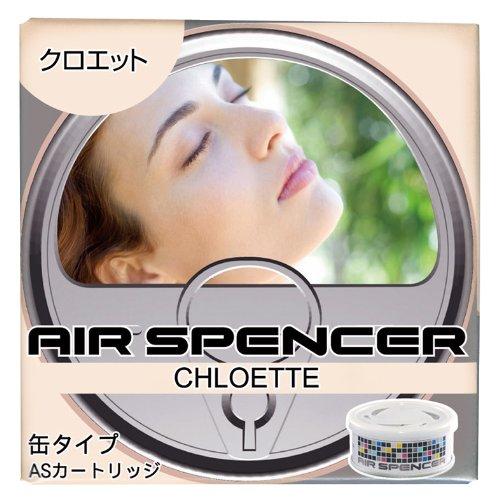 eikosha fragancia coche Desodorante Aire Spencer láser cada tipo Recambio chloette 40G...
