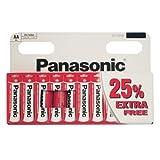 Panasonic AA 2917 Zinc R06R0 Special Power Battery