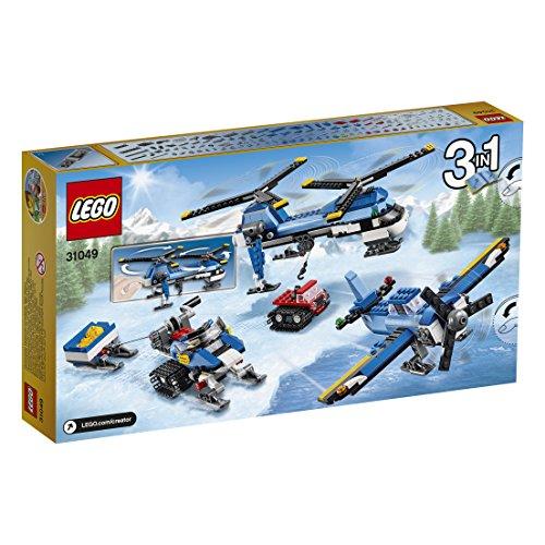 LEGO-Creator-31049-Set-Costruzioni-Elicottero-Bi-Elica