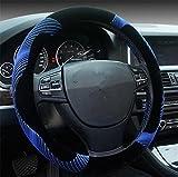 KDLD Lenkradhülle Lenkrad Abdeckung ® Generische Winter Auto Lenkradabdeckung Plüsch Flauschigen Auto Lenkradbezug Wi